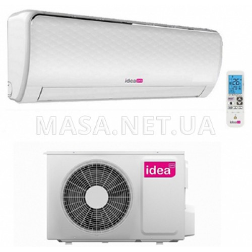 Кондиционер IDEA Diamond Inverter ISR-12 HR-PA6-DN1 ION